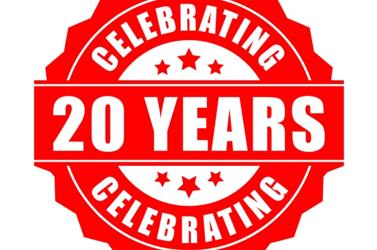 Carolina Data Recovery Celebrates 20 Years